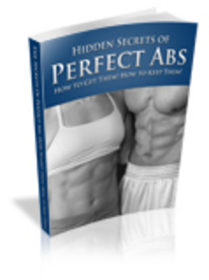 Product picture Hidden Secrets of Super Perfect Abs
